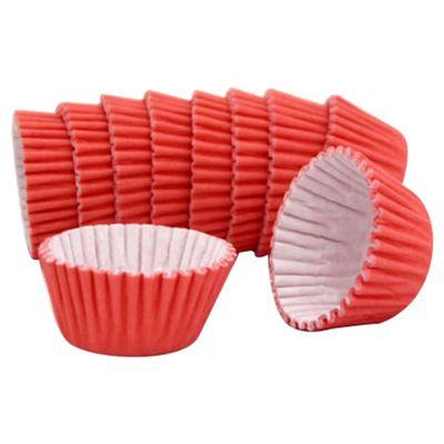 3159-Forminha-de-Papel-Lisa-N5-Vermelho-Com-100-Unidades-MAGO