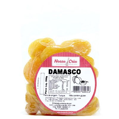 Damasco-200g