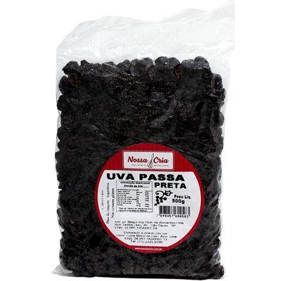 Uva-Passa-Preta-500g