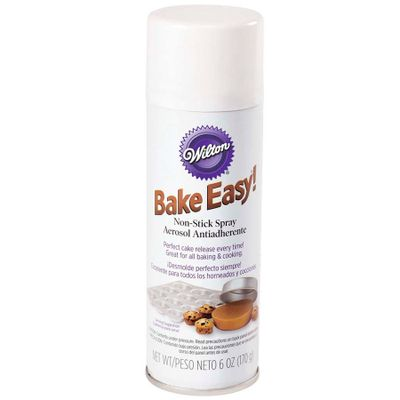 11833-Desmoldante-Spray-Bake-Easy-Com-170G-Ref-03-719-WILTON