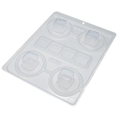 13035-Forma-de-Acetato-com-Silicone-Mini-Caixa-Quadrada-856-BWB