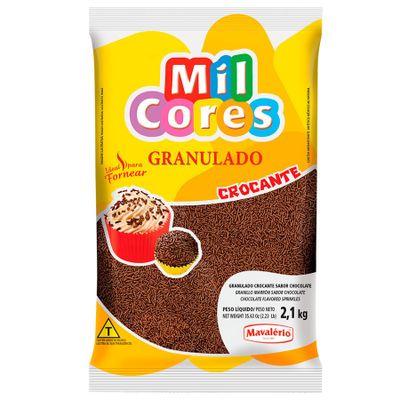 16063-Granulado-de-Chocolate-Crocante-21kg-MAVALERIO