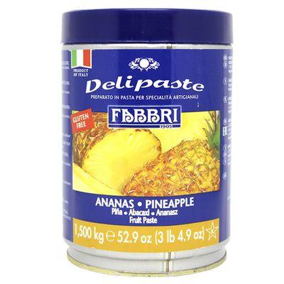 Delipaste-Abacaxi-1500kg-Fabbri