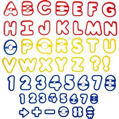 Kit-de-Cortadores-Alfabeto-Letras-e-Numeros-de-Plastico-Com-50-Pecas-Ref-2304-1054-WILTON