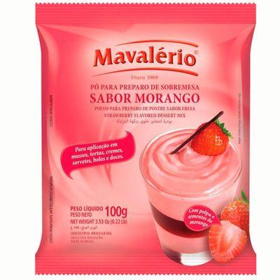 36326---Po-Para-o-Preparo-de-Sobremesa-Sabor-Morango-100g-MAVALERIO