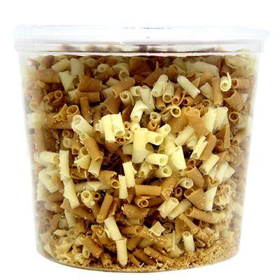 Raspas-de-Choco-Branco-e-Caramelo-Blossoms-White-e-Caramel-Callebaut-150g-3