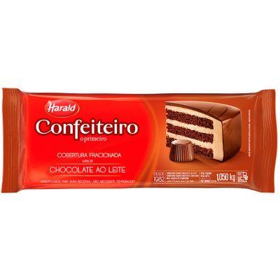 46038-Cobertura-Fracionada-Chocolate-Confeiteiro-Leite-1050Kg-HARALD
