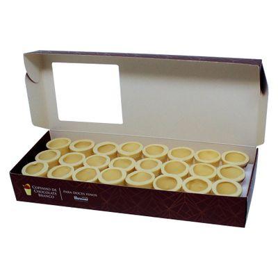 Copinho-De-Chocolate-Branco-Para-Licor-Com-24-Unidades-BORUSSIA