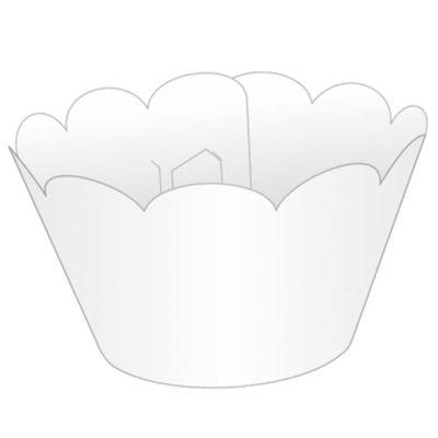 58009-Wrapper-Cupcake-Branco-NC-TOYS