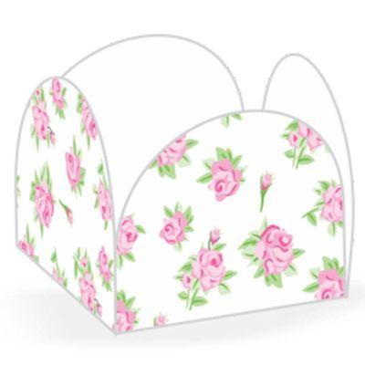 59929-Caixeta-Para-Doce-Linha-Floral-Branco-NC-TOYS