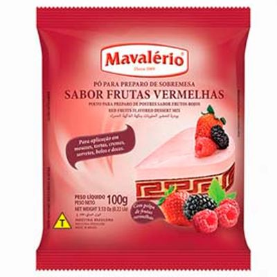 67772---Po-Para-o-Preparo-de-Sobremesa-Sabor-Frutas-Vermelhas-100g-MAVALERIO