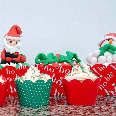 Wrapper-Para-Cupcake-Vermelho