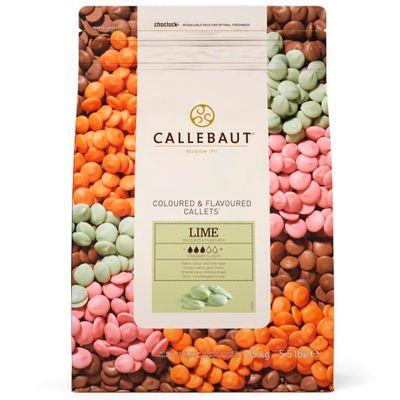 71289---Chocolate-Saborizado-Callebaut-Limao-BR-U75--Gotas-25Kg-CALLEBAUT
