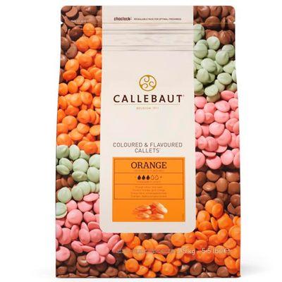 71293--Chocolate-Saborizado-Callebaut-Laranja-BR-U75---Gotas-25Kg-CALLEBAUT
