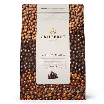 75161-Callets-Sensation-Callebaut-Amargo-e-Branco-Marmorizado-Gotas-25KG-CALLEBAUT
