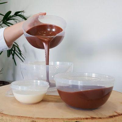79367-Derretedeira-Pratica-Para-Chocolate-Cristal-Media-Ref-9622-Unidade-BWB