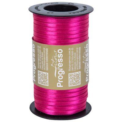 75829-Fita-de-Cetim-Pink-100mx4mm-N-000-303-PROGRESSO