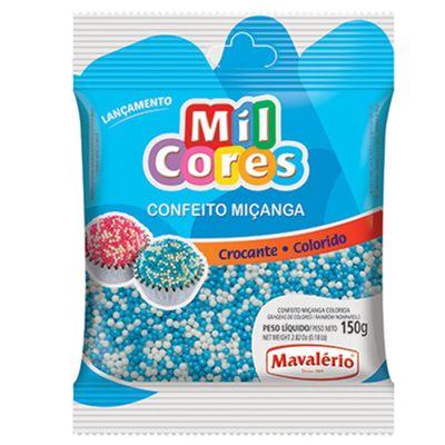 76273--Confeito-Crocante-de-Micanga-Branca-Azul-N0-150g-MAVALERIO