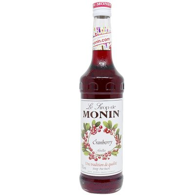 Monin-Cranberry
