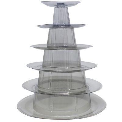 Torre-Para-Macarons-Com-6-Pisos-Cristal-Unidade---SF