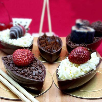 Forma-de-Acetato-Com-Silicone-Barca-de-Chocolate-P