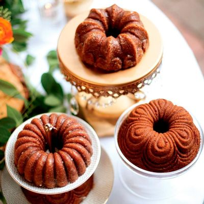 Bundt-Quartet-Pan