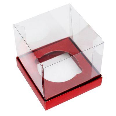 82356-Caixa-Mini-BoloG-Vermelha-Texturizada-ASSK