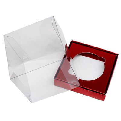 82356-Caixa-Mini-BoloG-Vermelha-Texturizada-ASSK02