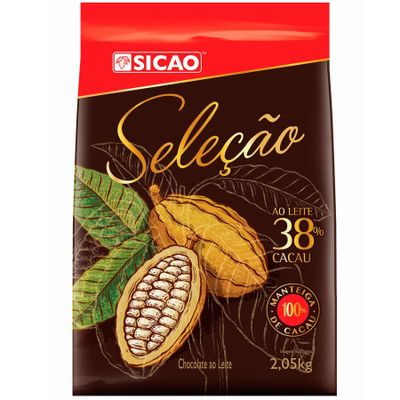 Chocolate-Sicao-Ao-Leite-Selecao-38-Cacau-Gotas-205kg-SICAO-loja-santo-antonio