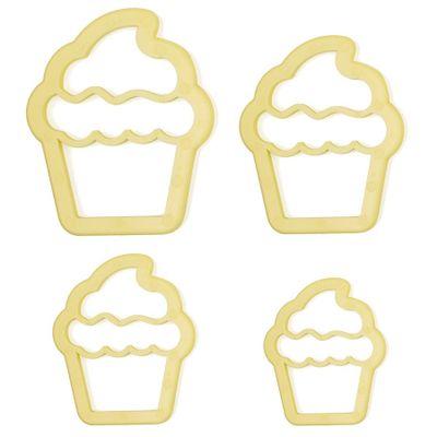 Cortador-Cupcake-Com-4-Unidades-BLUESTARNET