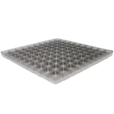 84630---Berco-com-100-Cavidades-Transparente-C5-Un-CRYSTAL-FORMING
