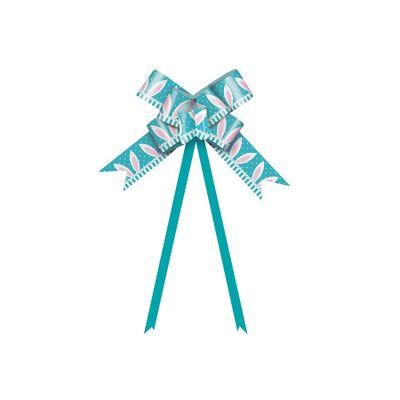 85026-Laco-Pronto-Orelha-Azul-3cm-1530029-com-10-un-CROMUS