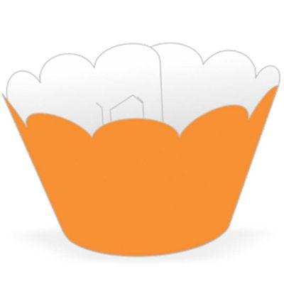 86495-Mini-Wrapper-Cupcake-Laranja-NC-TOYS