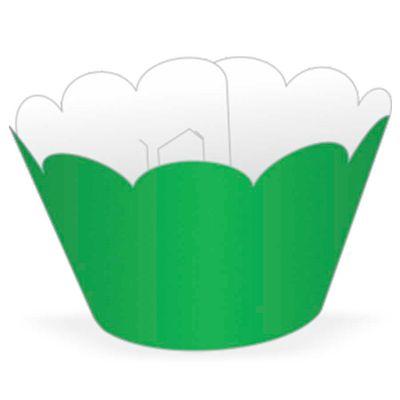 86496-Mini-Wrapper-Cupcake-Verde-Bandeira-NC-TOYS