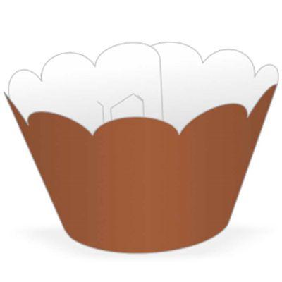 86500--Mini-Wrapper-Cupcake-Marrom-NC-TOYS