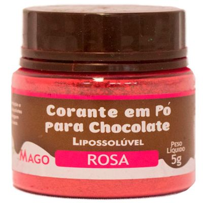 86813-Corante-em-po-Chocolate-Lipossoluvel-Rosa-5g-7121-MAGO
