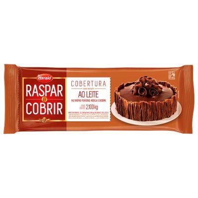 87318-Cobertura-Raspar-e-Cobrir-Chocolate-ao-Leite-2100kg-HARALD