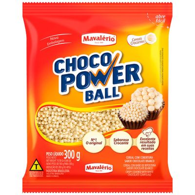 87321--Choco-Power-Ball-Micro-Branco-300g-MAVALERIO