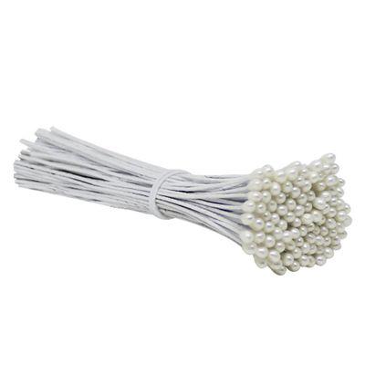 92908-Pistilo-Miudo-Branco-Perolizado-EL414-com-100-unidades