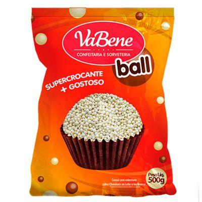 93734-Cereal-Ball-Mini-Branco-500g-VABENE