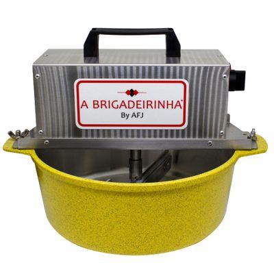 93965-Panela-Para-Mexer-Doces-Automatica-28cm-Amarela-A-BRIGADEIRINHA
