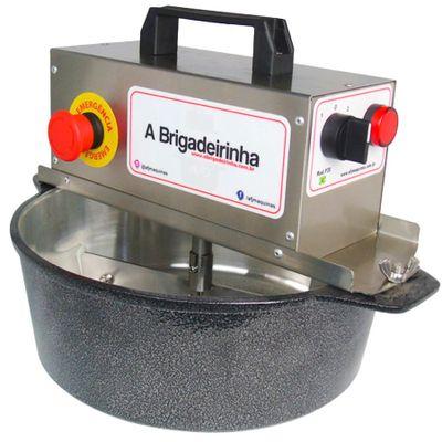 93966-Panela-para-Mexer-Doces-Automatica-Preta-28cm-ABRIGADEIRINHA