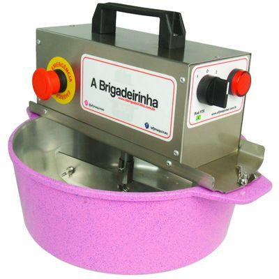 93968-Panela-para-Mexer-Doces-Automatica-Rosa-28cm-ABRIGADEIRINHA