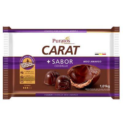 94773-Cobertura-Fracionada-Carat-Meio-Amargo-Barra-101kg-PURATOS