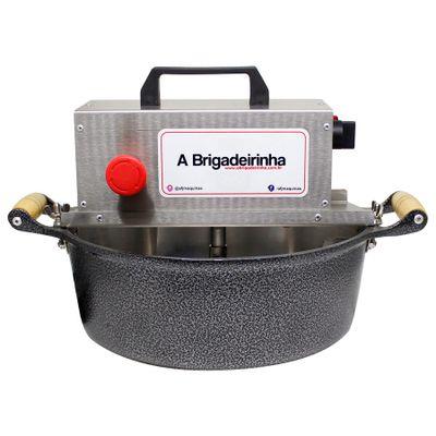 95055-Panela-para-Mexer-Doces-Automatica-Preta-32cm-A-BRIGADEIRINHA