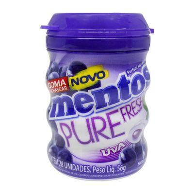 100854-Chiclete-Mentos-Pure-Fresh-sabor-Uva-56g-VAN-MELLE