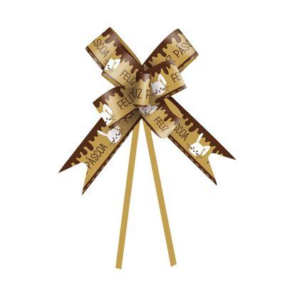 102065-Laco-Pronto-Ouro-23cm-1824103-com-10-un-CROMUS