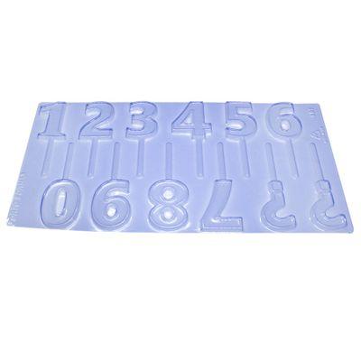 102927-Placa-para-Modelagem-Vela-de-Chocolate-Numeros-851-PORTO-FORMAS