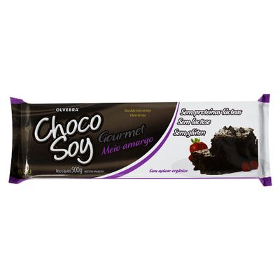 103292-Chocolate-Meio-Amargo-a-Base-de-Soja-500g-Choco-Soy-OLVEBRA