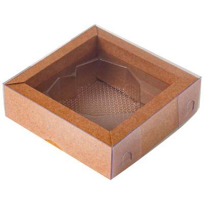 103427-Caixa-Para-Coracao-Lapidado-com-1-Cavidade-Kraft-com-5-un-CRYSTAL-FORMING